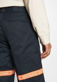 Dickies - GARDERE - Trousers - dark navy - 4