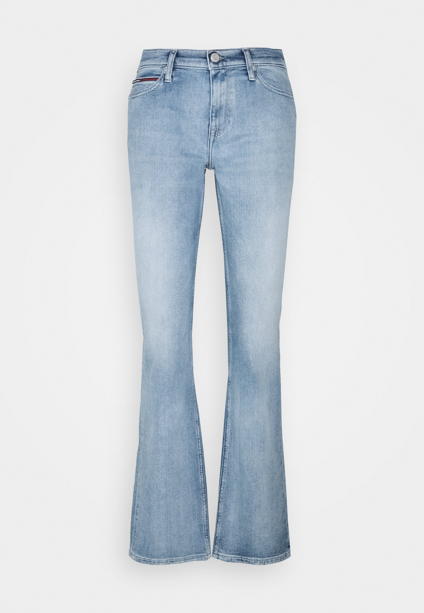 Women MADDIE MR BOOTCUT  - Bootcut jeans - canal
