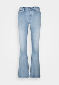 Tommy Jeans - MADDIE MR BOOTCUT  - Jeansy Bootcut - canal - 0