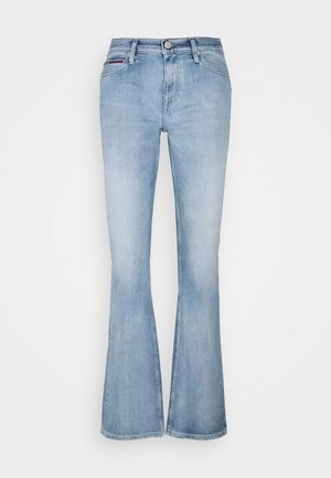 MADDIE MR BOOTCUT  - Jeansy Bootcut - canal