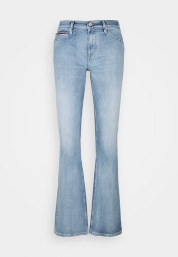MADDIE MR BOOTCUT  - Bootcut jeans - canal