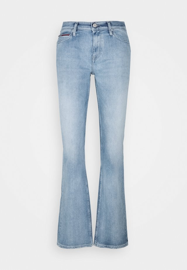 MADDIE MR BOOTCUT  - Jeans bootcut - canal