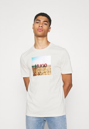 DOLDPLAY - Print T-shirt - natural
