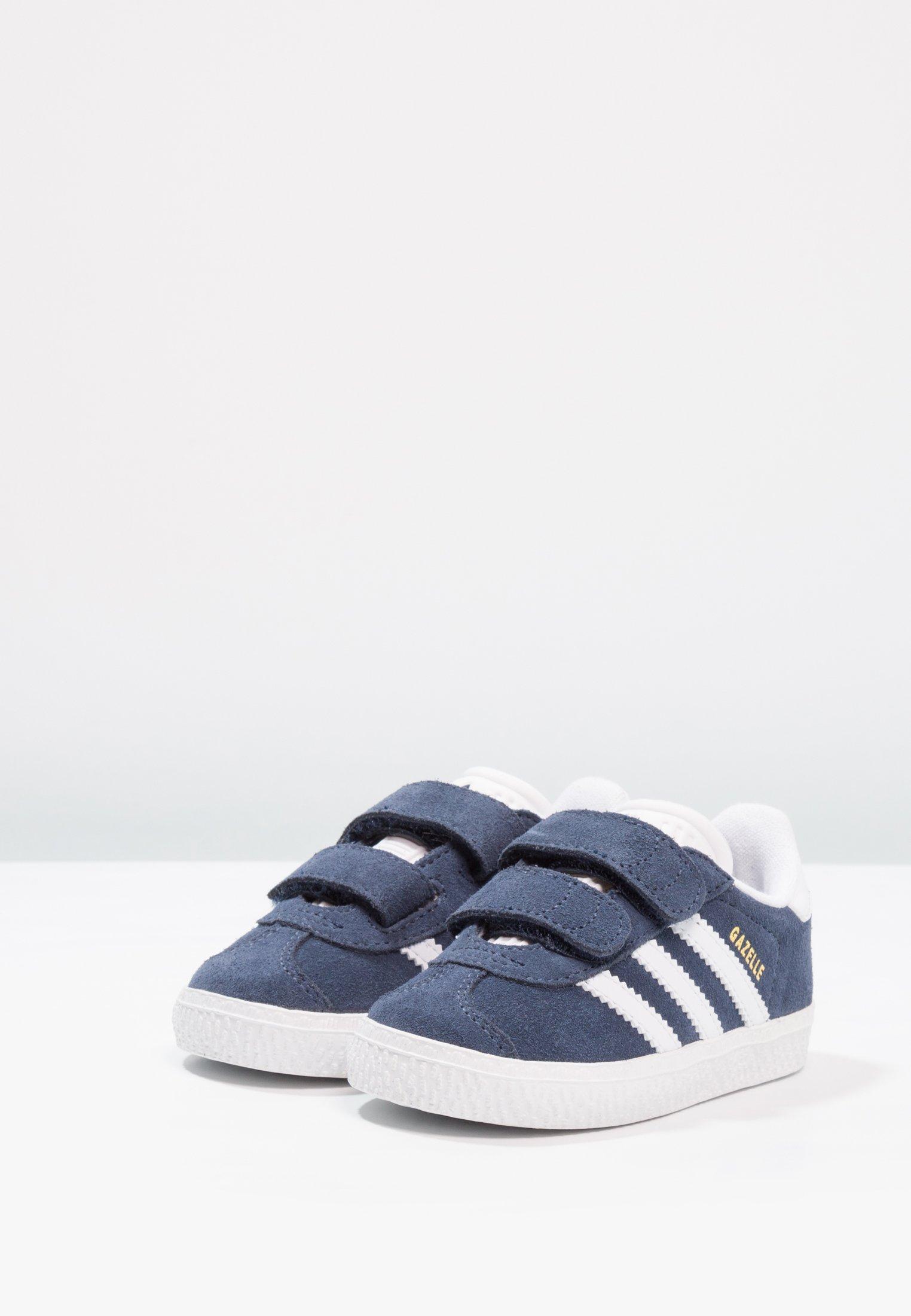 GAZELLE - Baskets basses - collegiate navy/footwear white