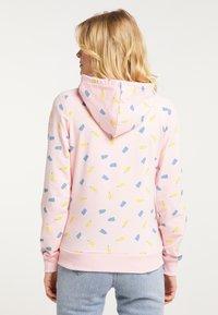 myMo - Zip-up hoodie - hellrosa - 2