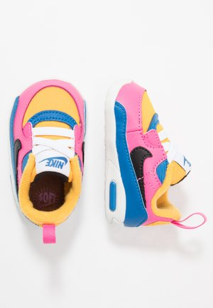 MAX 90 CRIB - First shoes - speed yellow/black/battle blue/pinksicle