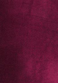 Ellesse - MARGIOT - Camiseta estampada - burgundy - 6