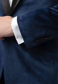 dobell - SLIM FIT - Suit jacket - navy blue - 4