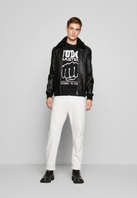 McQ Alexander McQueen - BEN - Jeans slim fit - used white - 1