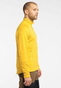 Haglöfs - HERON  - Fleece jacket - pumpkin yellow - 2