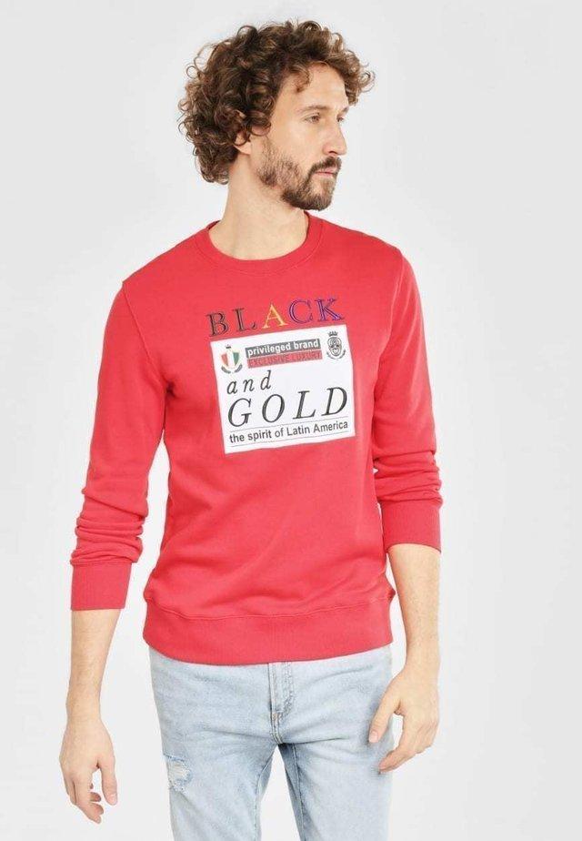 NINETOS - Sweater - red