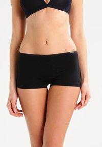Skiny - DAMEN PANT - Pants - black - 0