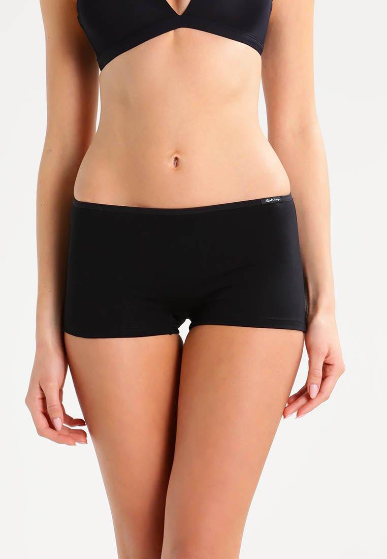 Skiny - DAMEN PANT - Pants - black