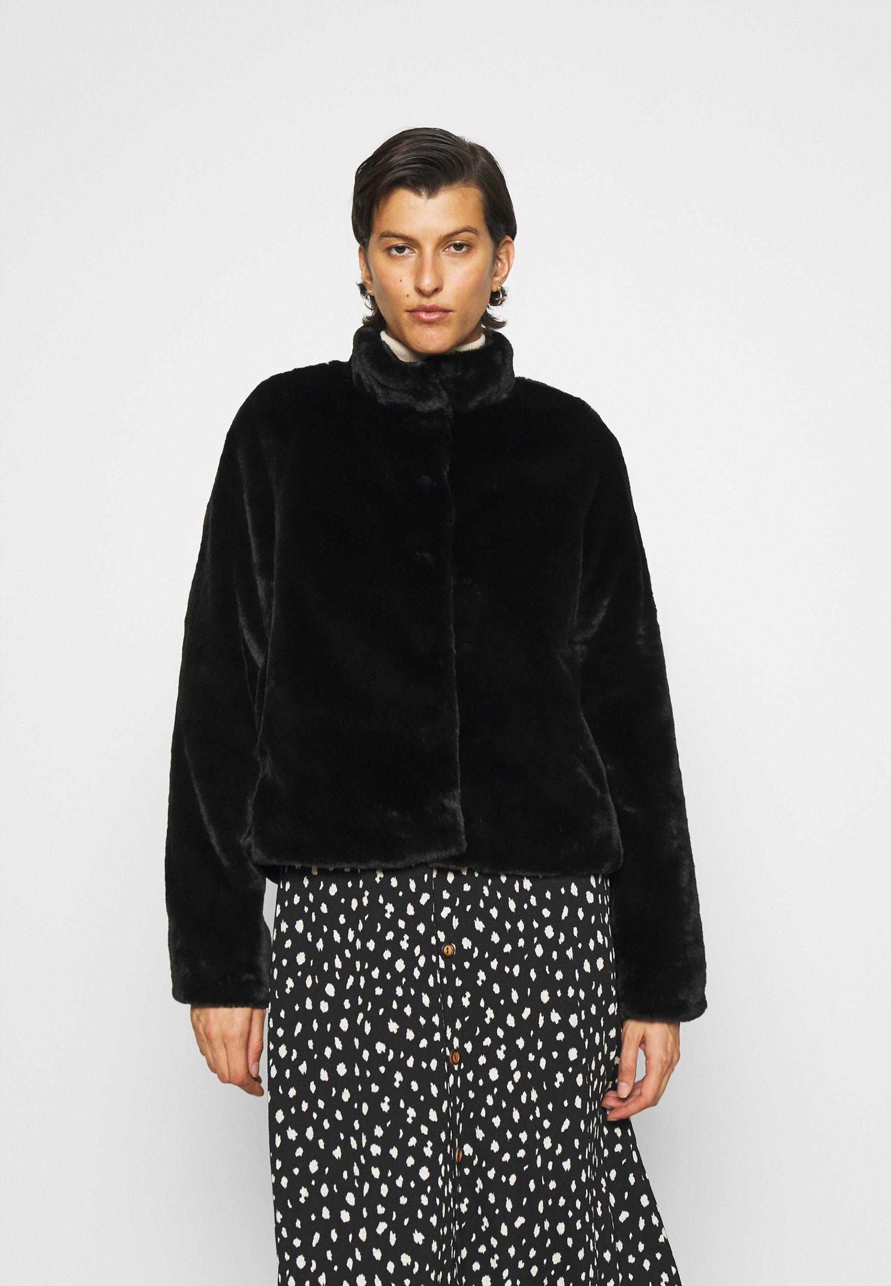 Women VMTHEA SHORT FAUX - Light jacket