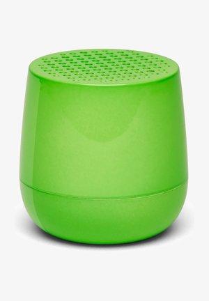 MINO  - Speaker - hellgrün