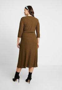 River Island Plus - Day dress - khaki - 3