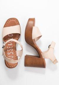 Musse & Cloud - UMA - High heeled sandals - beige - 3