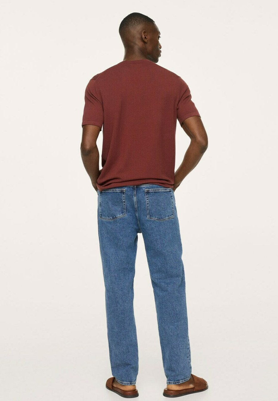 Men FLIESSENDES THERMOREGULIERENDES  - Basic T-shirt