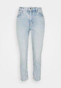 maje - PARIO - Straight leg jeans - bleu ciel - 0