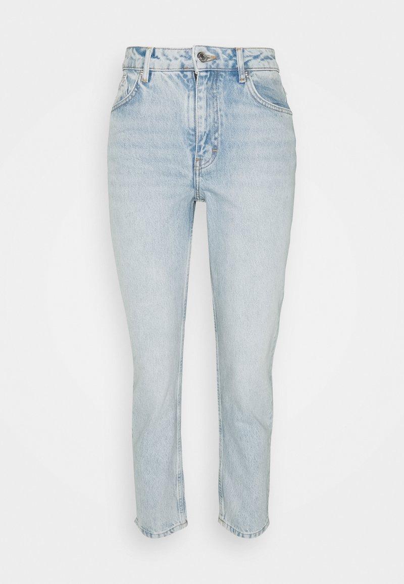 maje - PARIO - Straight leg jeans - bleu ciel