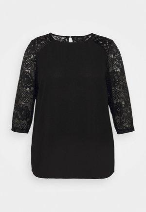XLACEY BLOUSE - Blus - black
