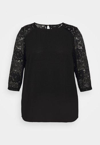 XLACEY BLOUSE - Blouse - black