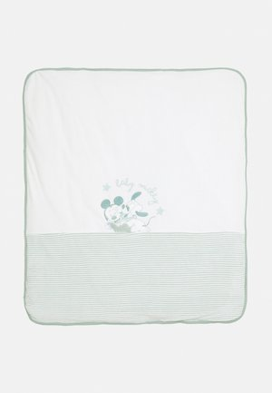 BLANKET UNISEX - Manta infantil - bright white