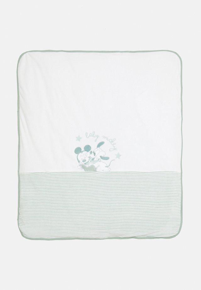BLANKET UNISEX - Play mat - bright white