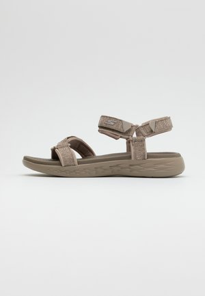 ON-THE-GO 600 RADIANT - Walking sandals - taupe