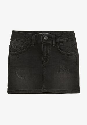 ADREA  - Denim skirt - norine wash