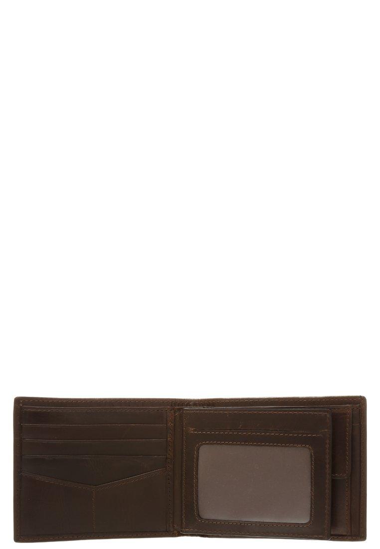 Fossil DERRICK  - Geldbörse - dark brown/braun - Herrentaschen 7KuOj