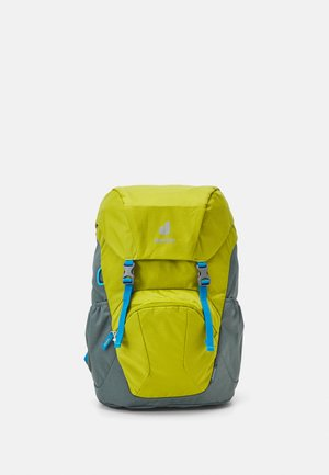 JUNIOR UNISEX - Rugzak - moss/teal