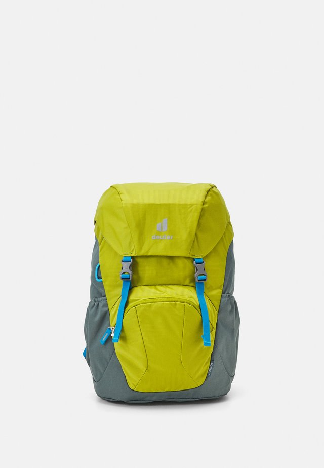 JUNIOR UNISEX - Ryggsekk - moss/teal