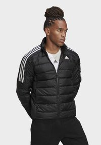 adidas Performance - ESSENTIALS PRIMEGREEN OUTDOOR DOWN - Kurtka puchowa - black - 4