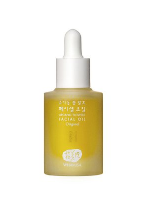 ORGANIC FLOWERS FACIAL OIL ORIGINAL  - Face oil - -