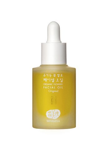 ORGANIC FLOWERS FACIAL OIL ORIGINAL