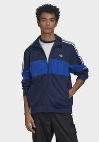 adidas Originals - BANDRIX TRACK TOP - Training jacket - blue - 0