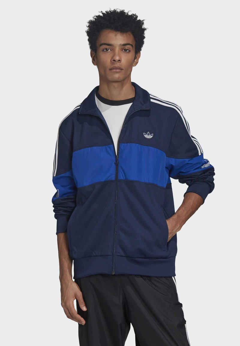 adidas Originals - BANDRIX TRACK TOP - Chaqueta de entrenamiento - blue