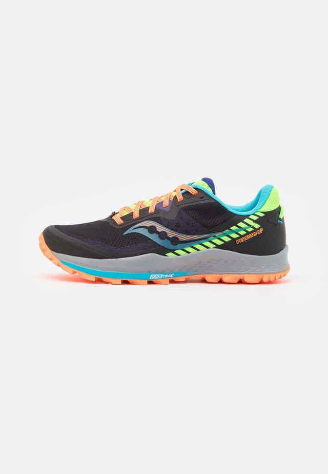PEREGRINE 11 - Obuwie do biegania Szlak - future black