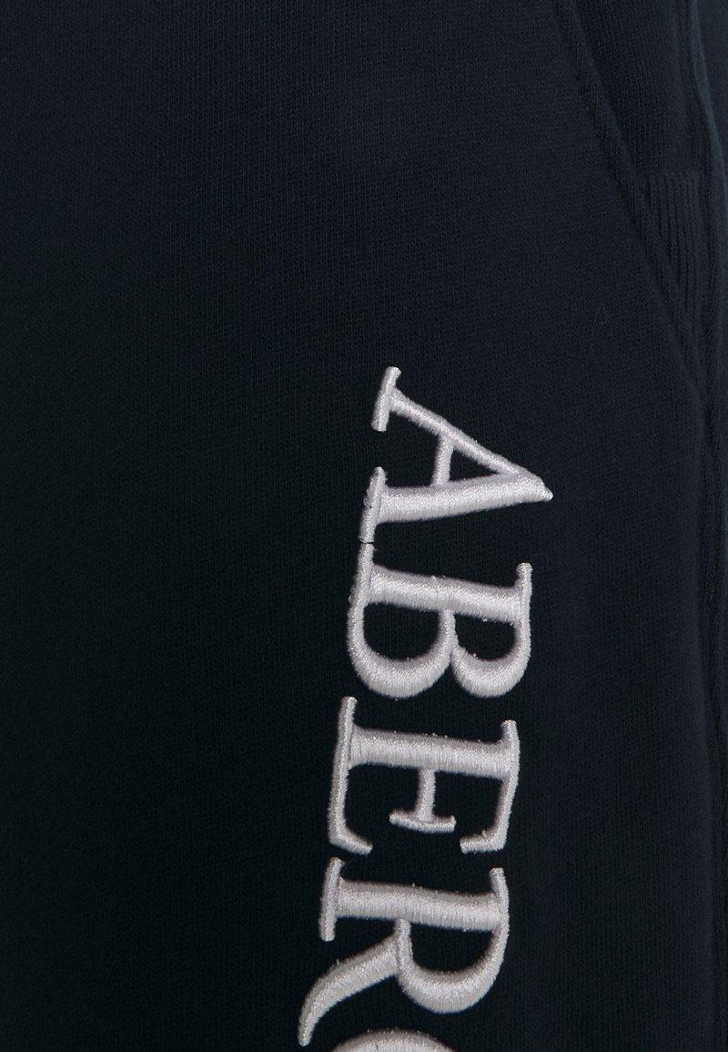 Abercrombie & Fitch TECH LOGO CLASSIC - Jogginghose - navy/dunkelblau Ii1WIz