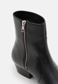 Everyday Hero - ZIMMERMAN STEEL BOOT  - Classic ankle boots - blackbird - 5