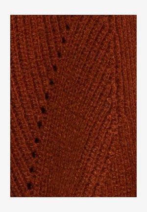 PANTS SUIT - Gilet - marron