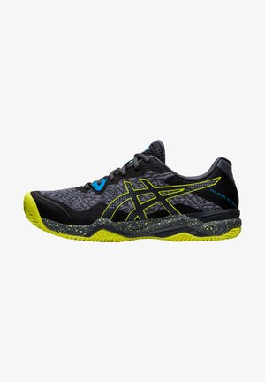 GEL-PADEL ULTIMATE - Clay court tennis shoes - metropolis/safety yellow