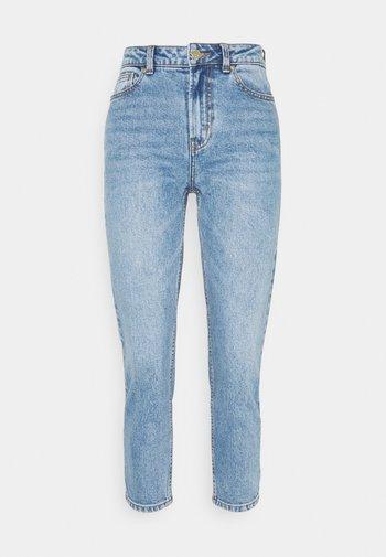 ONLEMILY LIFE ANKLE  - Straight leg -farkut - medium blue