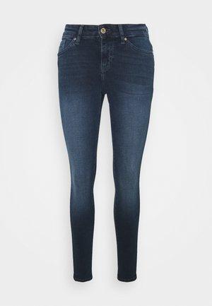 ONLANNE  - Jeans Skinny Fit - blue black denim