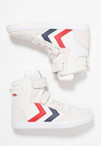 Hummel - SLIMMER STADIL - Sneakers hoog - white - 0