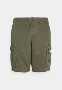 Abercrombie & Fitch - Shorts - grape leaf - 4