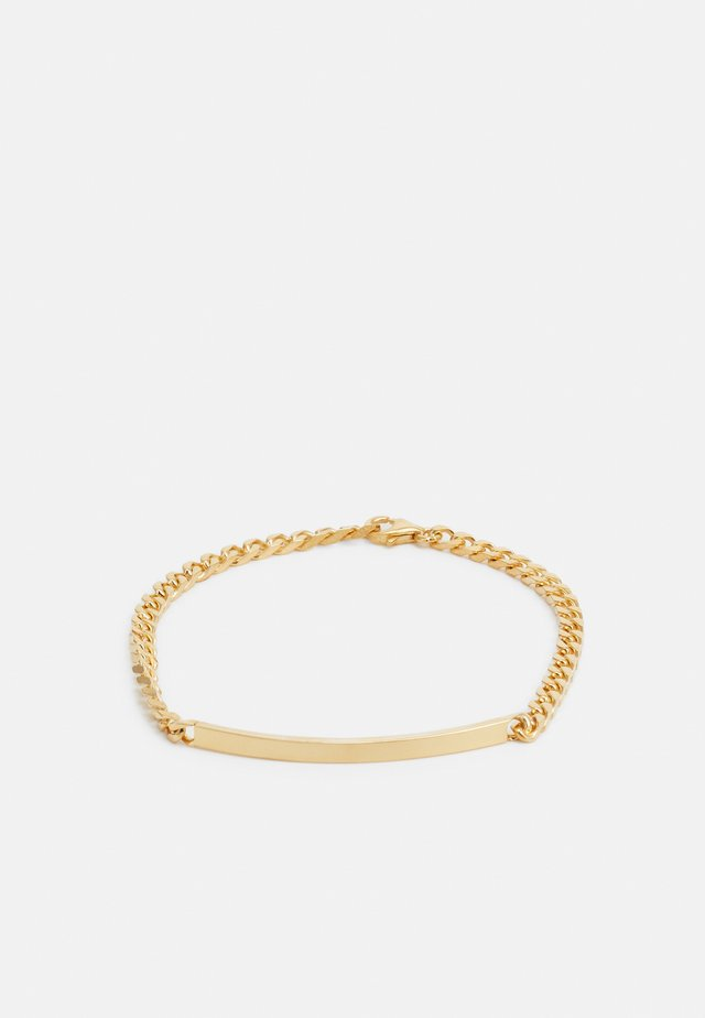 CHAIN BRACELET - Armband - gold-coloured