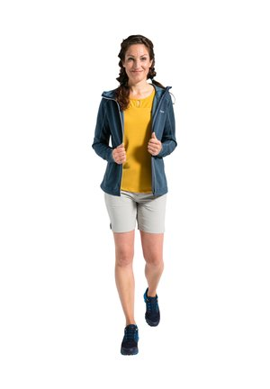 SKOMER  - Outdoor jacket - steelblue