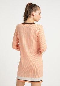 myMo - Jumper dress - orange - 2